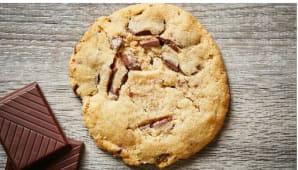 Cookie BIO chocolat au lait
