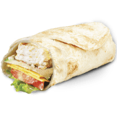 ვრეპი ქათმით / Breaded chicken wrap