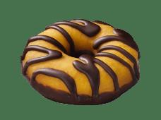 Donut saveur chocolat