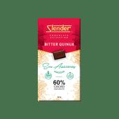 Bitter con quinua, 60% de cacao (100 g.)