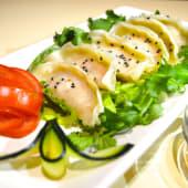 Gyoza de verduras casera (6 uds.)