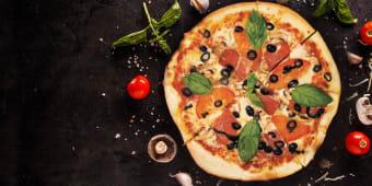 Піца Капрічоза (480г)