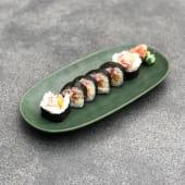 39). Maguro mango mayoneezu hani futomaki (6 uds.)