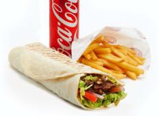 Menu Durum Kebab