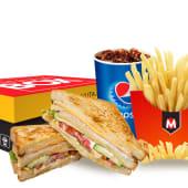 Minuta klub sendvič