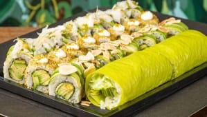 Green box (24 pz + 1 burrito )