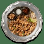 Пад Тай з морепродуктами (300г)