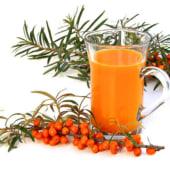 Натуральний обліпиховий чай