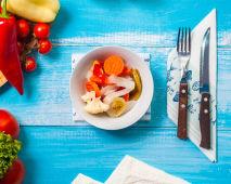 Salata de muraturi asortare