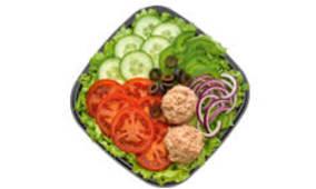 Menu Salade Thon