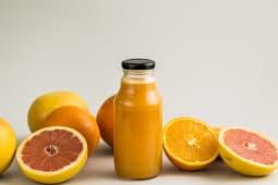 Sok Pomarańczowo - Grejfrutowy