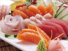 Sashimi Pesce Misto 15 Pezzi