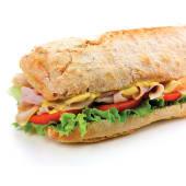 Sanduíche - Sugestão Peru e Mostarda Dijon