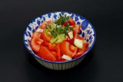 Srpska salata porcija (posno)