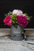 Capelliera fiori misti S