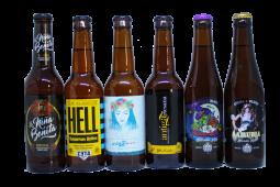 Pack de 6 cervezas artesanas valencianas