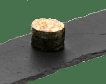 Суши осьминог с икрой (30 г)