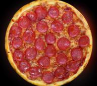 Піца Пеппероні (500г)