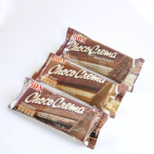 Paleta revestida de chocolate