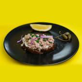 Provencal Tuna Toast