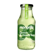 Mangajo - Lemon and Green Tea