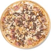 Pizza barbecue Carlos pollo (familiar)