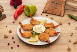 Spicy '' Shrimps