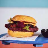 Burger fuck I am vegan (140 g. de mezcla de legumbres y cereales)