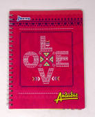 Cuaderno Espiral A4 100Hjs 2 Lineas Economico Andaluz