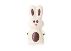 Цукерка Заєць в білому шоколаді