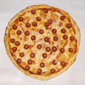 Pizza De Pepperoni (Familiar)