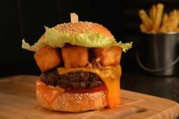 Cheesy Burger
