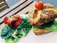 Burger PortobelloVegan