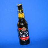 Cerveza Estrella Sin Gluten (330 ml.)