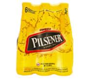 Cerveza Pilsener six pack