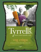 Tyrrell's root vegetables