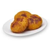 Tortillas de maduro con queso (3 uds.)