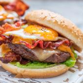 Burger supreme amazónica
