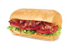 BLT sandwich 30cm