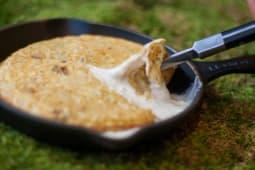 Tortilla De Patata Con Espuma Trufada