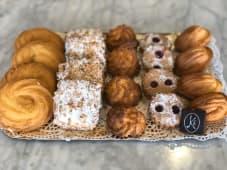 Plateau Mini Gâteau Secs (20 pièces)
