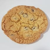 Cookie con chispas de chocolate