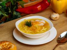 Суп лапша с курицей (300 гр.)