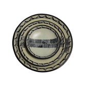 Soapstone Tribal Plate Set