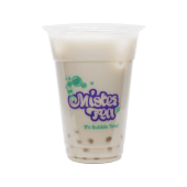 Bubble tea a base di latte