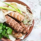 Люля-кебаб з телятини (200г)