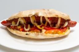 Hot Dog Adu
