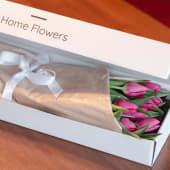 Cutie HomeFlowers - 21 lalele Pink