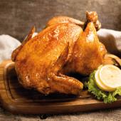 Pollo marinado sabor al cilindro