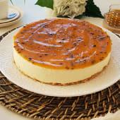 Cheese cake maracuyá grande